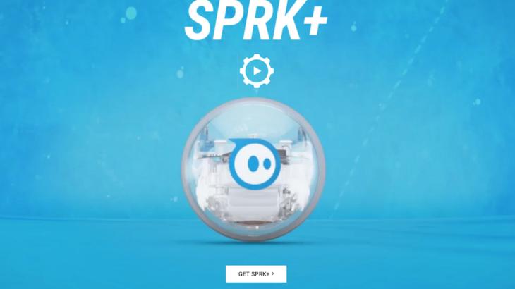 プログラミングロボット sphero SPRK