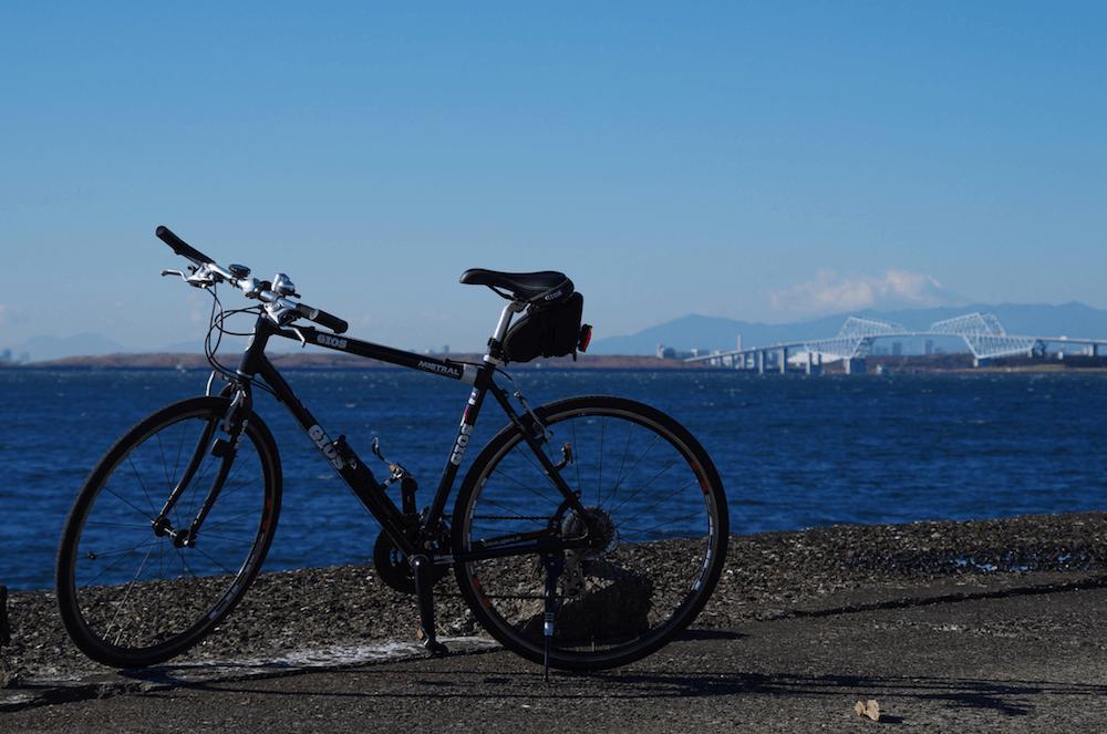自転車通勤 10kmまでクロスバイク