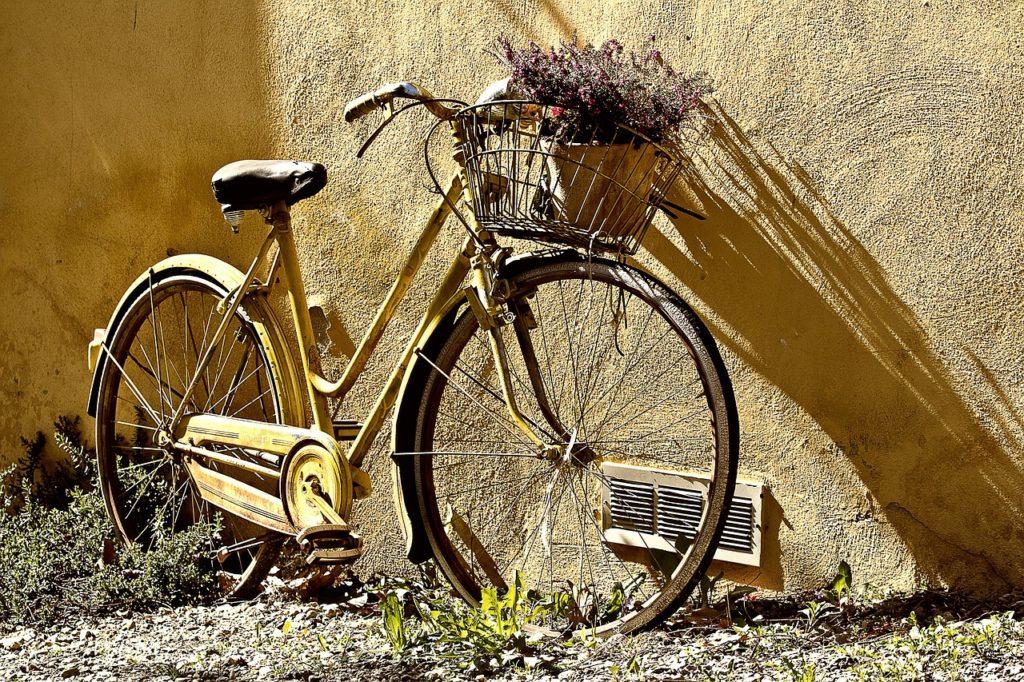 自転車通勤 ダイエット ママチャリ