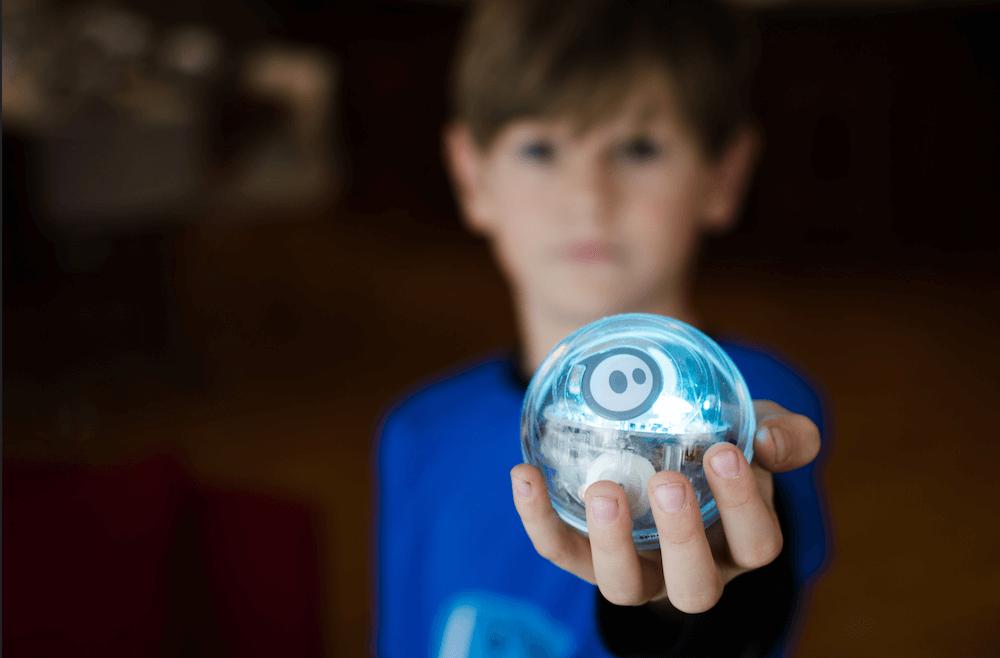 プログラミングロボット spheroとは?