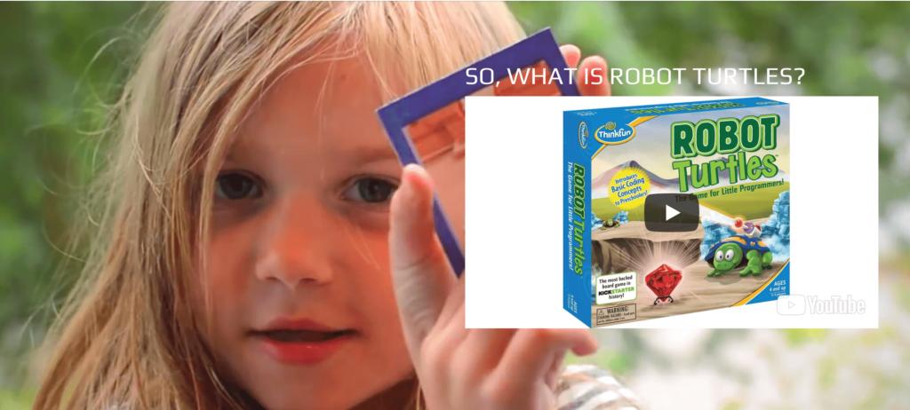 プログラミングおもちゃ Robot Turtles