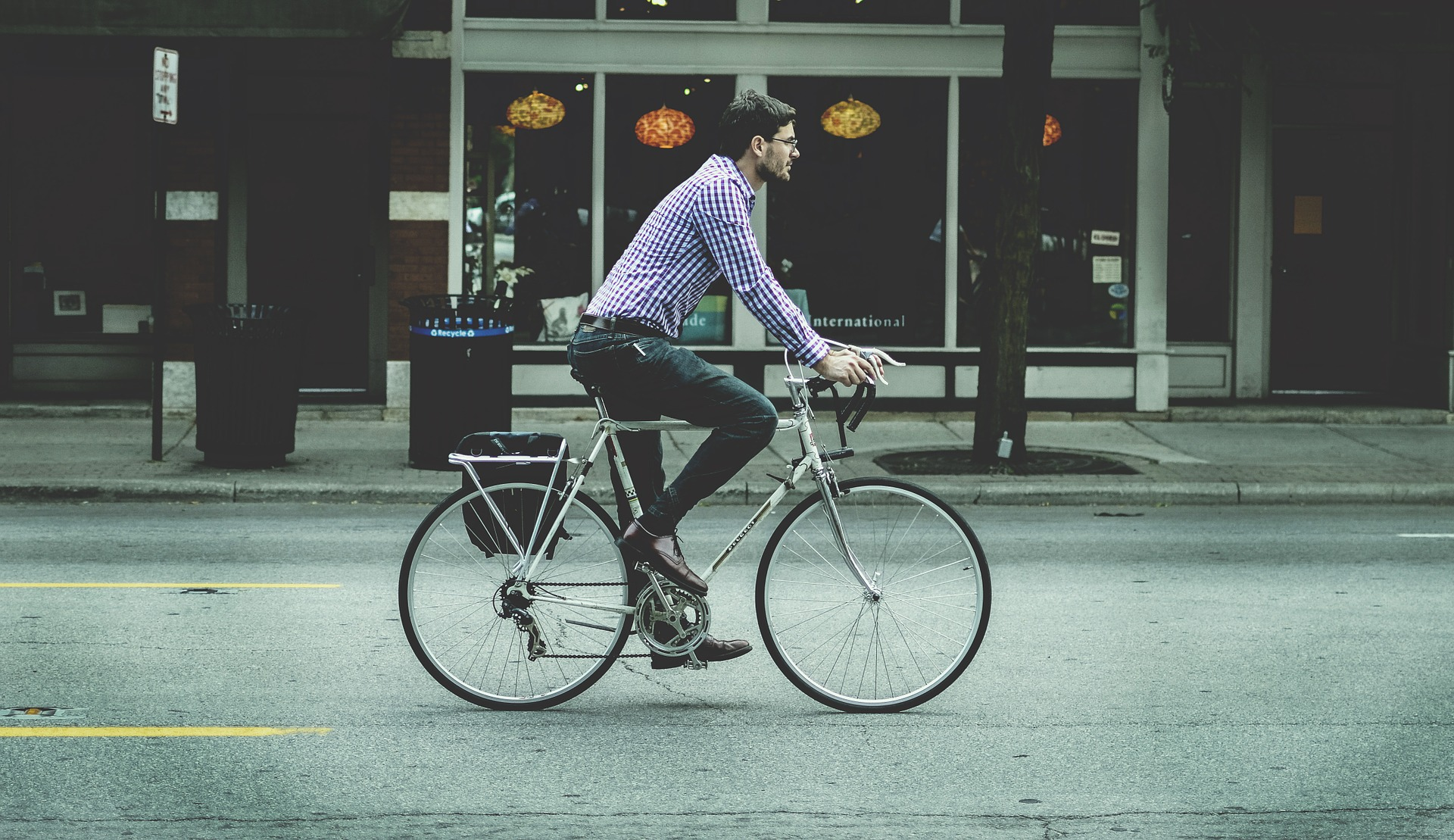 自転車通勤 服装