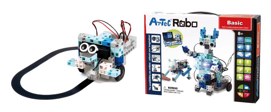 プログラミングロボット「アーテックロボ」