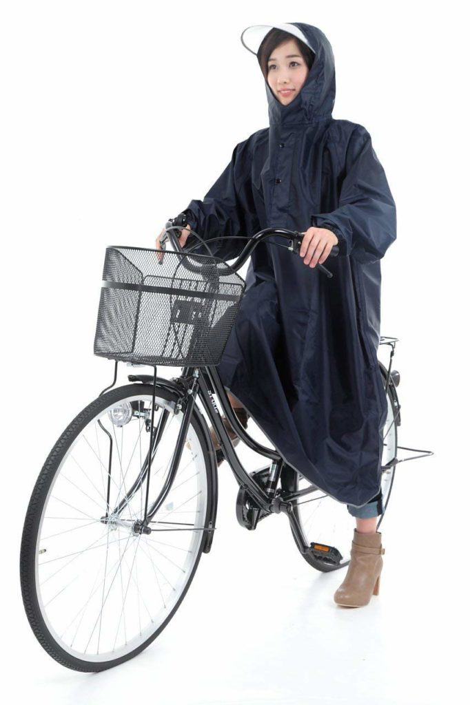 krosta]【全7色(日本語パッケージ)】高品質 自転車/バイク レインコート