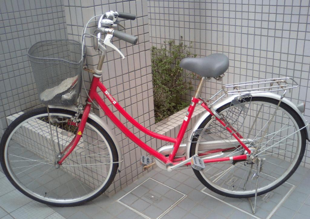 フルカバー自転車