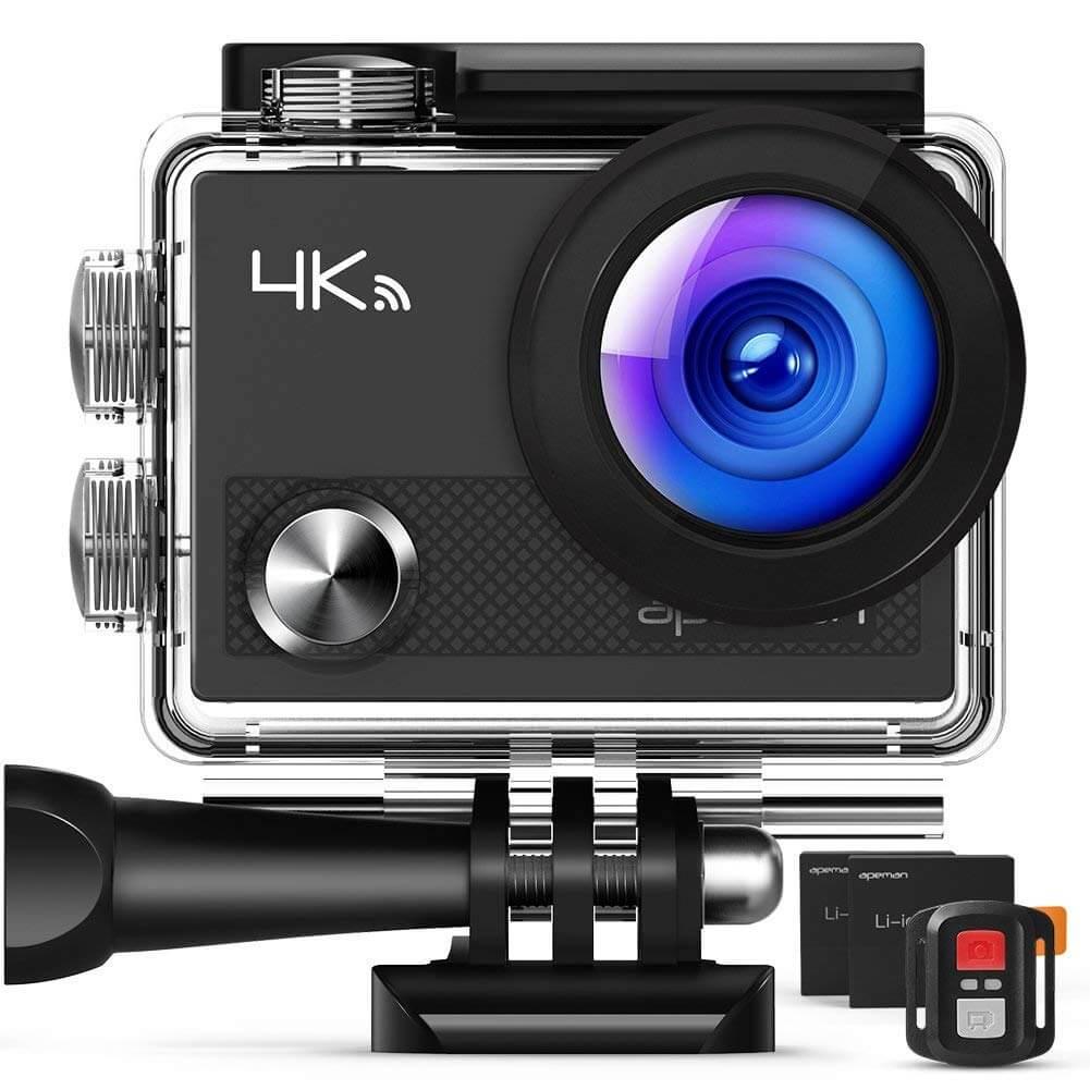 APEMAN アクションカメラ A66