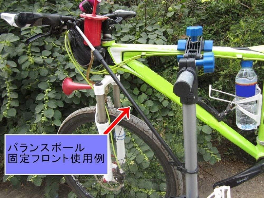 自転車をのせるタイプのメンテナンススタンド