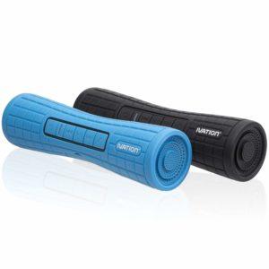 iVATION小型ポータブル充電式Bluetoothスピーカー