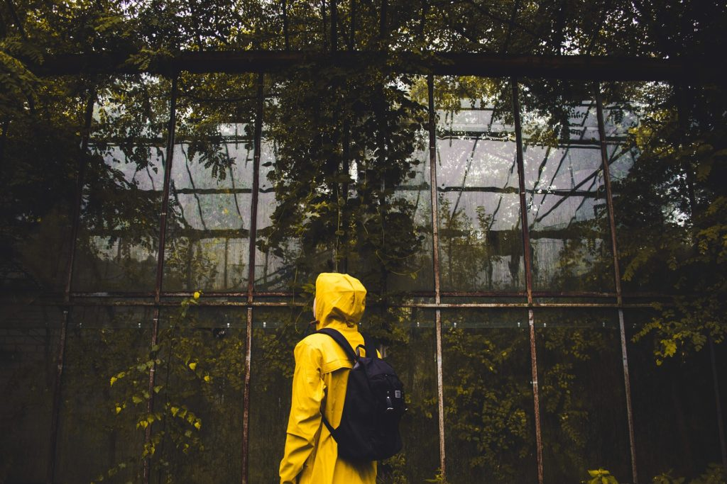 レインウェア 雨対策