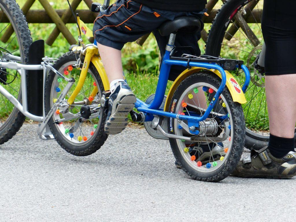 子供 体にあった自転車