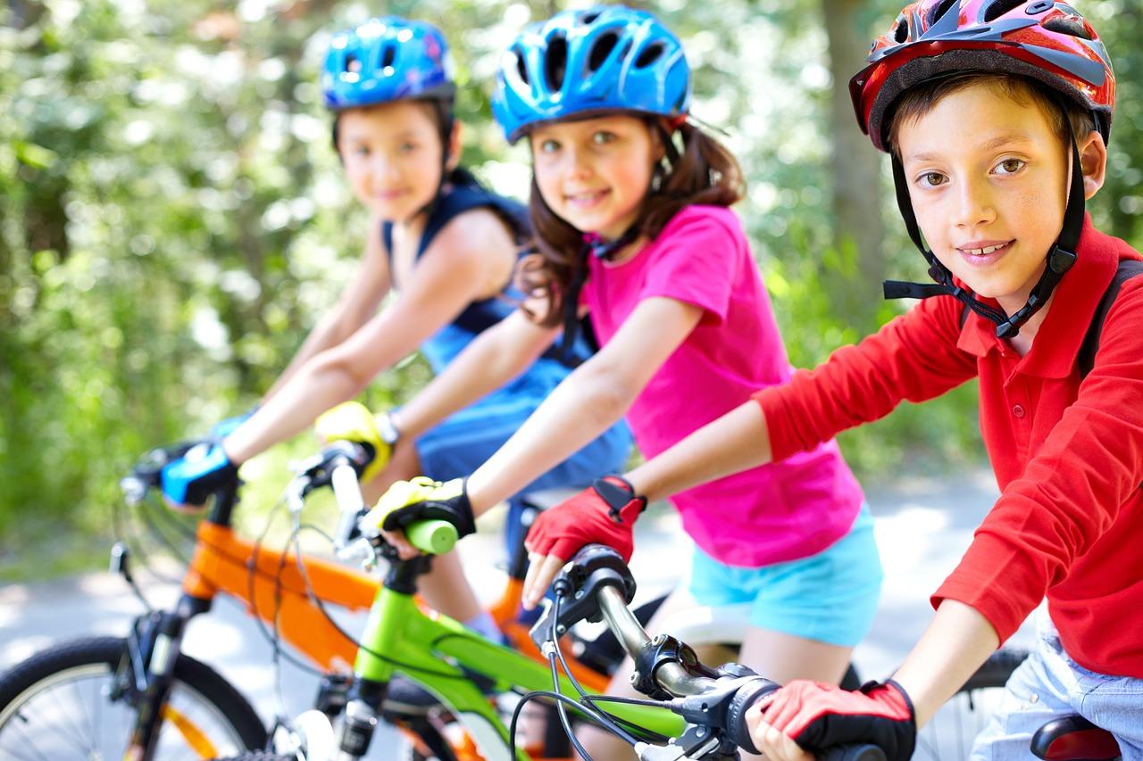 子供 自転車 乗り方