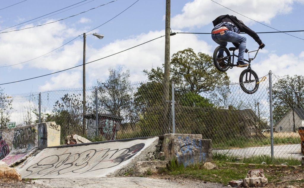 自転車 カメラ 画角