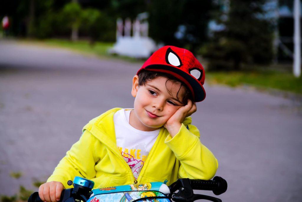 自転車 帽子 選び方