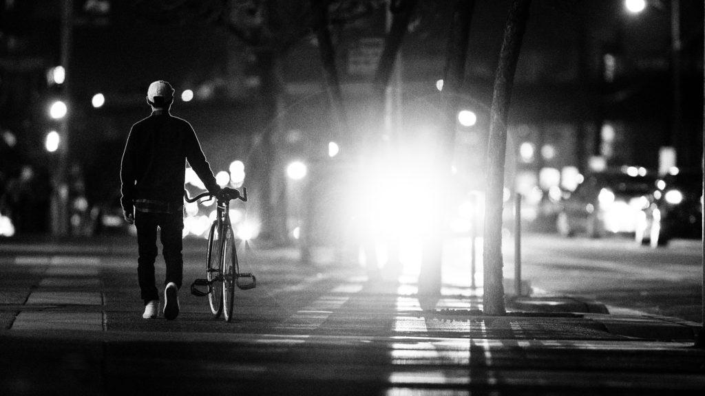 自転車と自動車の事故