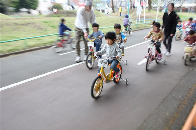 子供 自転車 乗り方 交通公園