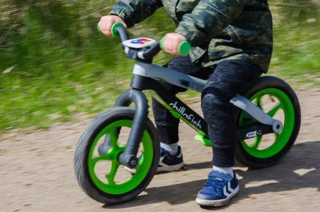 子供 自転車 バランス