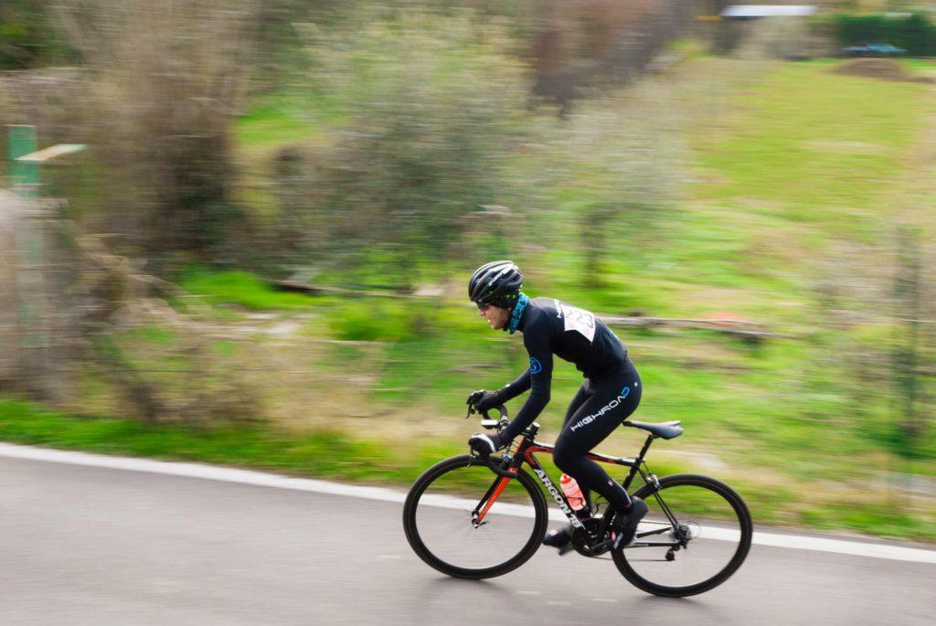 自転車ウェア 長距離
