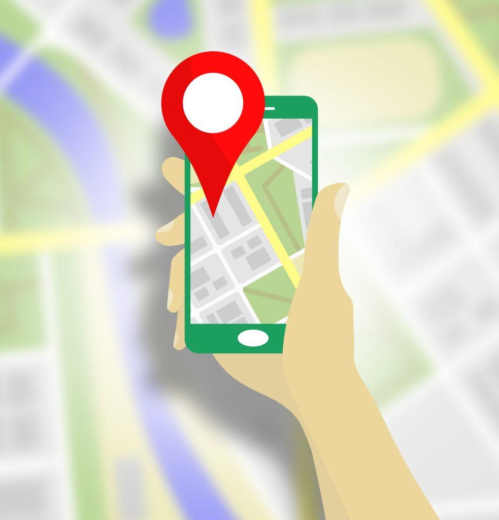GPSトラッキング