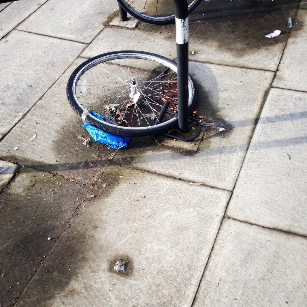 自転車 ロック 必要性