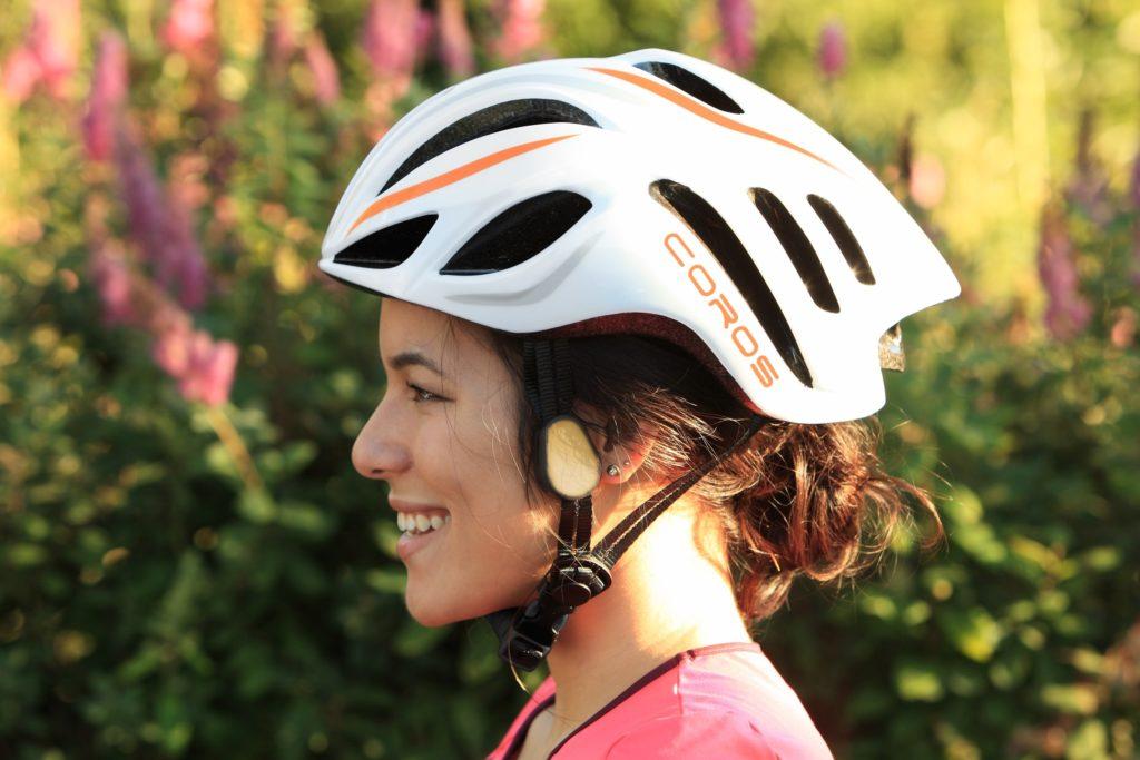 LINX|骨伝導スピーカー搭載スマートサイクリングヘルメット