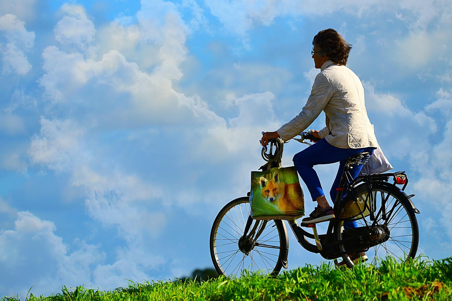 自転車 晴れの日 ドライオイル