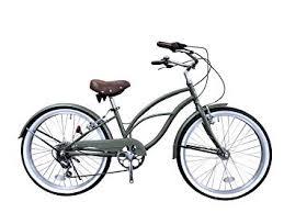 おしゃれ自転車 ルピナス ビーチクルーザー