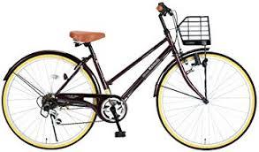 おしゃれ自転車 Mypallas シティサイクル