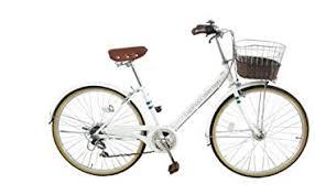 おしゃれ自転車 ルピナス LP-266VA