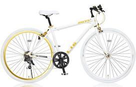 おしゃれ自転車 LIG クロスバイク
