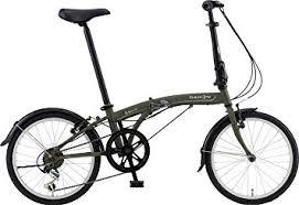 おしゃれ自転車 DAHON SUV D6