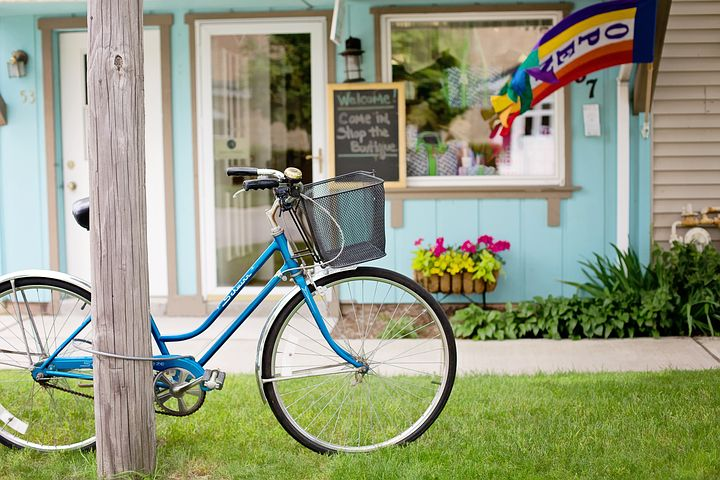 おしゃれ自転車 人気 ママチャリ