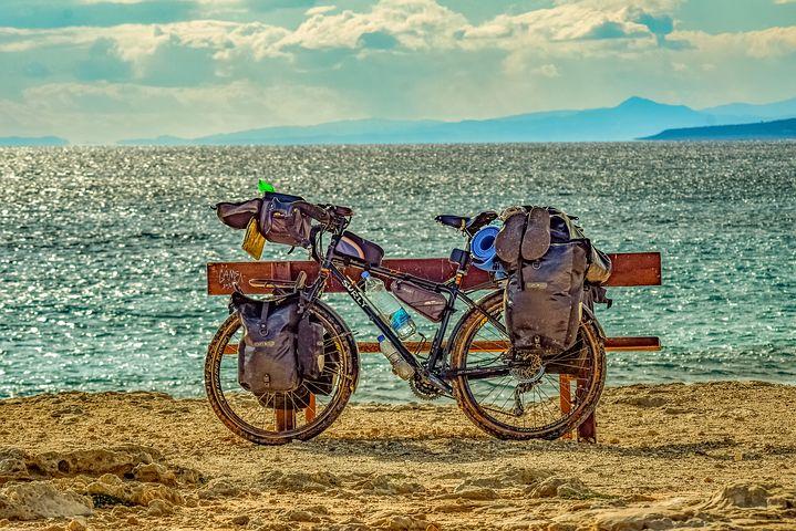 自転車 旅