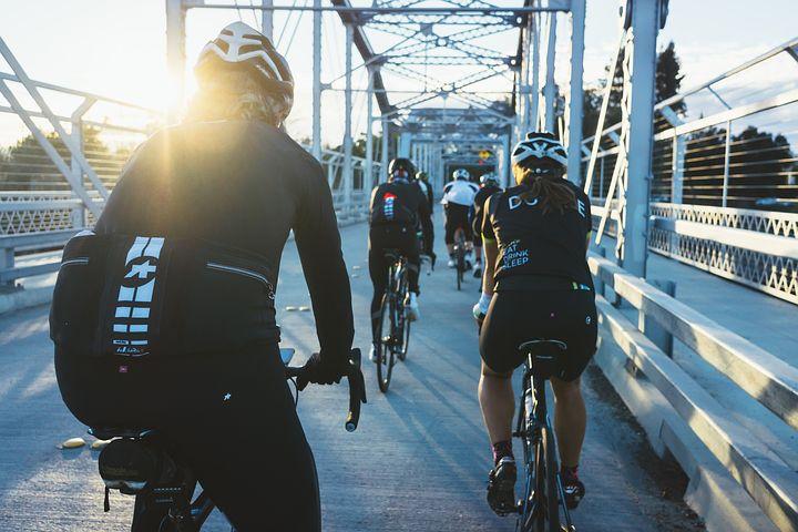 自転車 旅 知識