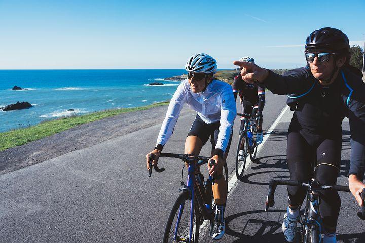 自転車 旅 体力