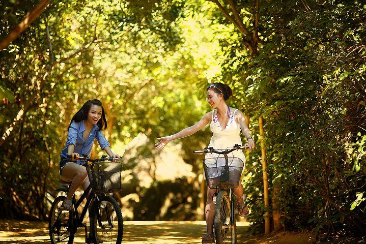 自転車 旅 初心者