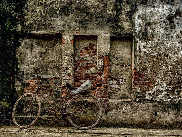 自転車 寿命