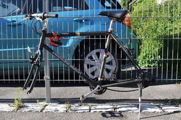 自転車 フレーム 寿命
