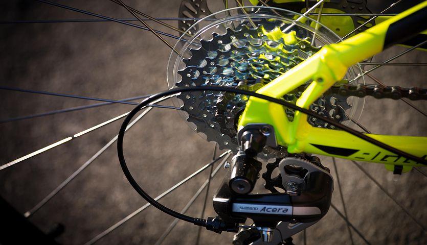 自転車 変速機 寿命