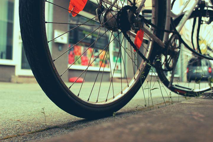 自転車 タイヤ 寿命