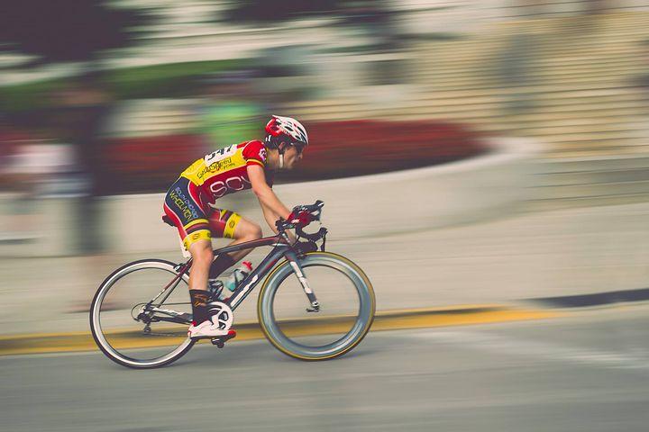 自転車 サドル高さ 調整