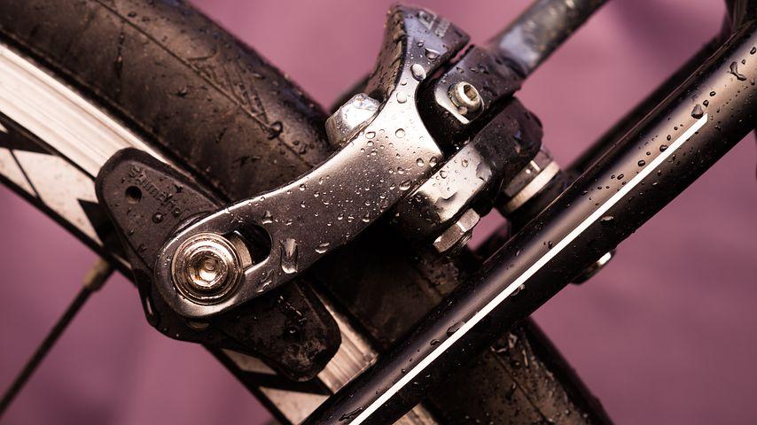 自転車のブレーキの種類
