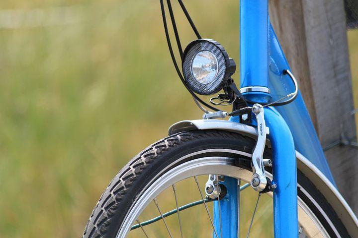 自転車 ブレーキ音 対策