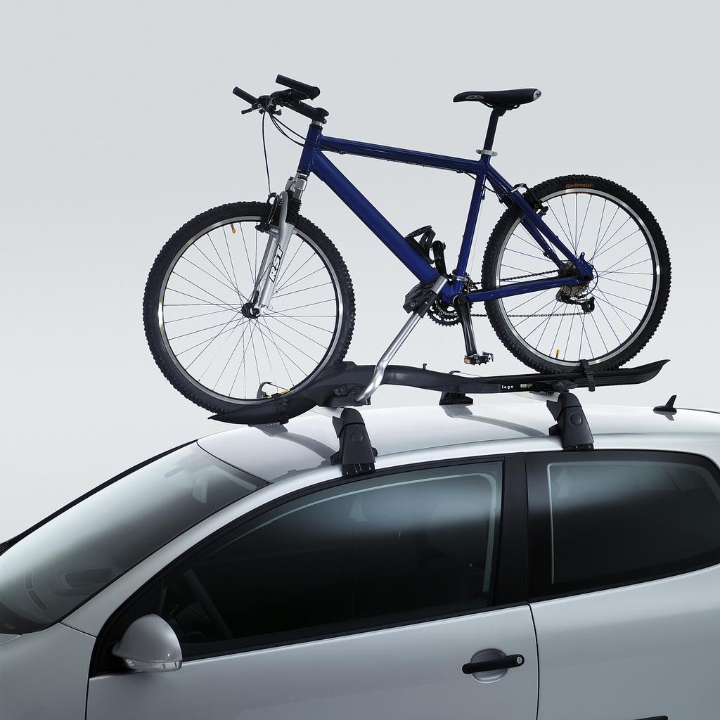 自転車 車載 天井