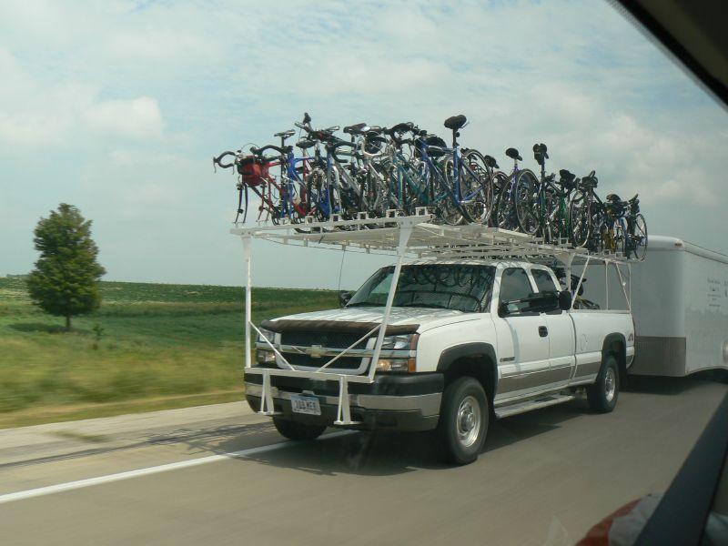 自転車 車載とは
