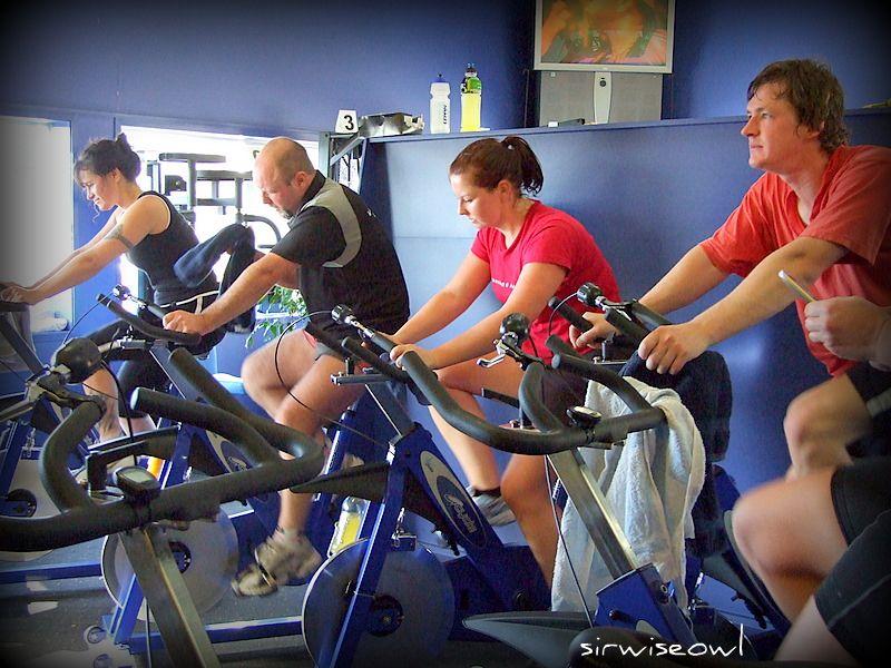 自転車 トレーニング 室内