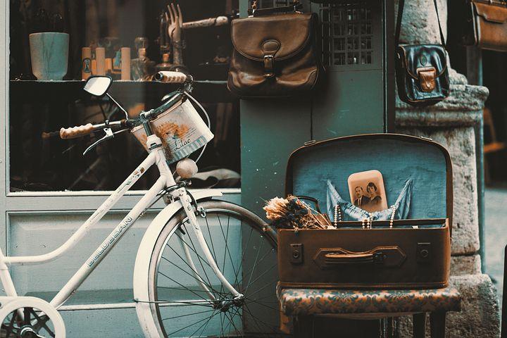自転車 防犯登録 解除