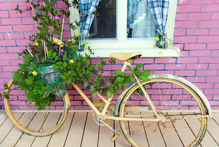 自転車 収納 注意点