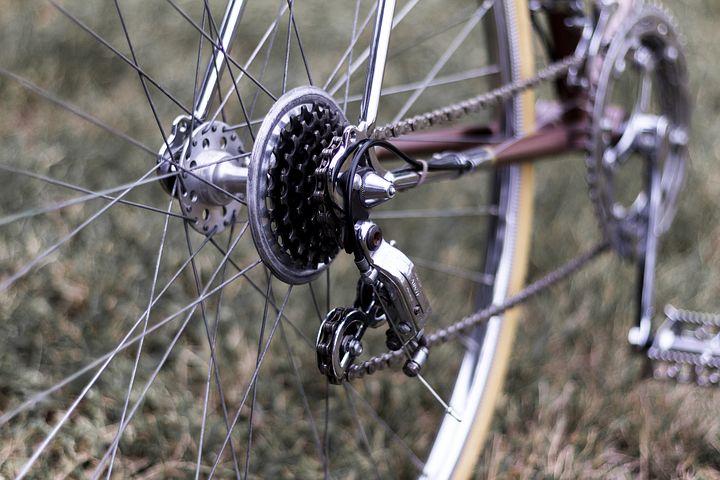 自転車 変速機 調整