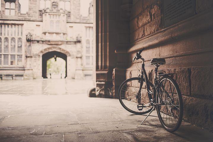 自転車 スタンド
