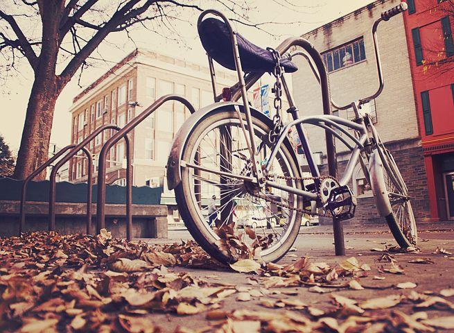 自転車 鍵 紛失